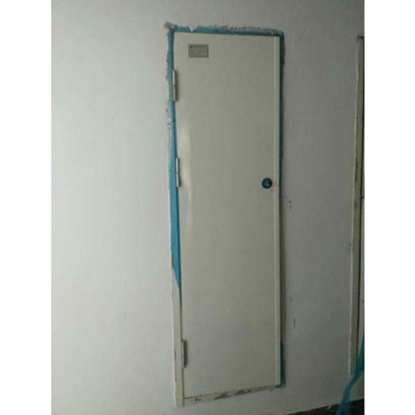 钢质防火管井门